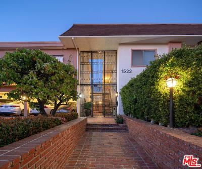 Los Angeles County Condo/Townhouse For Sale: 1522 South Centinela Avenue #204