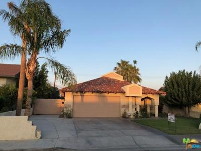 Cathedral City Single Family Home Active Under Contract: 31320 Avenida Ximino