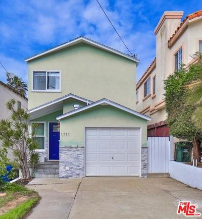 Redondo Beach Single Family Home For Sale: 1711 Morgan Lane