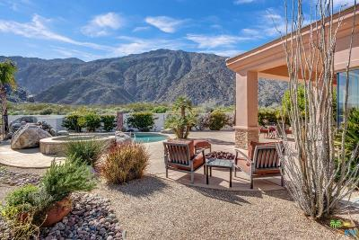 Palm Springs Single Family Home Active Under Contract: 359 Big Canyon Drive