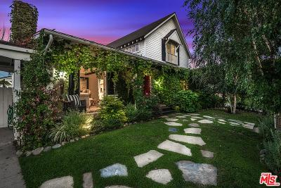 Toluca Lake Single Family Home Active Under Contract: 4422 Placidia Avenue