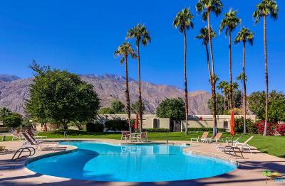 Palm Springs Condo/Townhouse Active Under Contract: 433 North Hermosa Drive