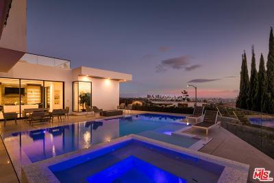 Los Feliz Single Family Home For Sale: 5107 Los Hermosos Way