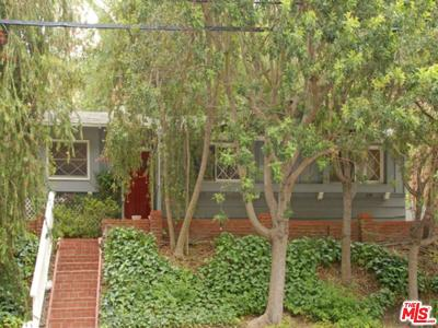 Beverly Hills Rental For Rent: 1712 Benedict Canyon Drive