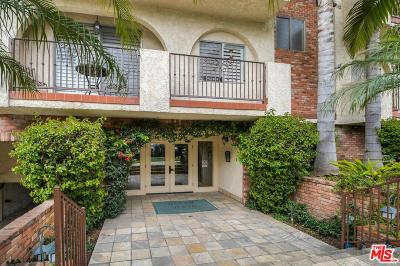 Los Angeles County Condo/Townhouse For Sale: 125 Montana Avenue #104