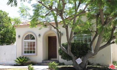 Beverly Hills Single Family Home For Sale: 422 South Wetherly Drive