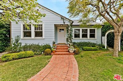 Santa Monica Single Family Home For Sale: 339 10th Street