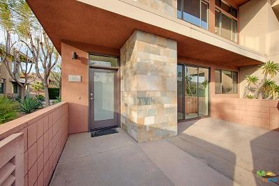 Palm Springs Condo/Townhouse Active Under Contract: 900 East Palm Canyon Drive #101