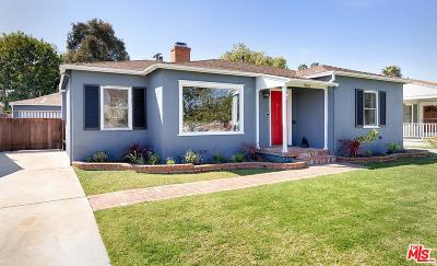 Los Angeles Single Family Home For Sale: 6214 West 77th Street