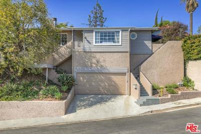 Los Angeles Single Family Home Active Under Contract: 3813 Roderick Road