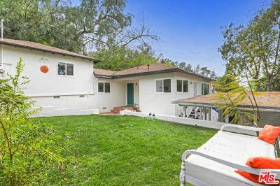 Los Angeles Single Family Home For Sale: 823 Arbol Street