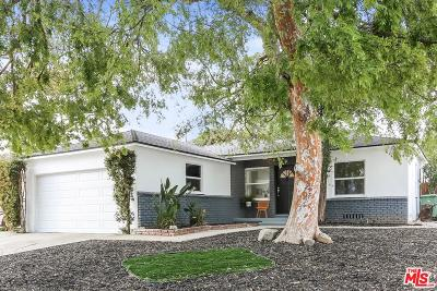 Inglewood Single Family Home Active Under Contract: 3623 West 118th Street