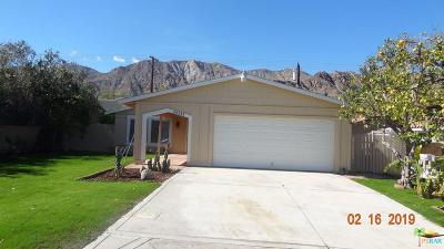 La Quinta Single Family Home For Sale: 52525 Avenida Carranza