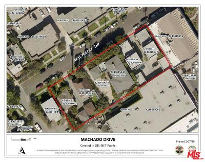 Venice Residential Lots & Land For Sale: 716 Machado