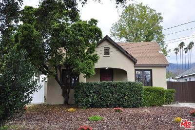 Altadena Single Family Home For Sale: 727 Royce Street