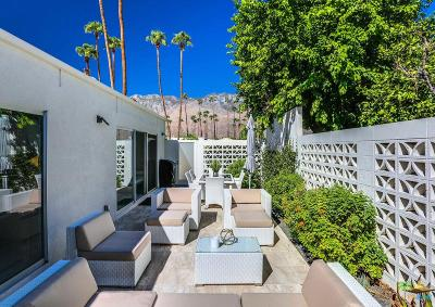 Palm Springs Condo/Townhouse For Sale: 2514 East Morongo Trails