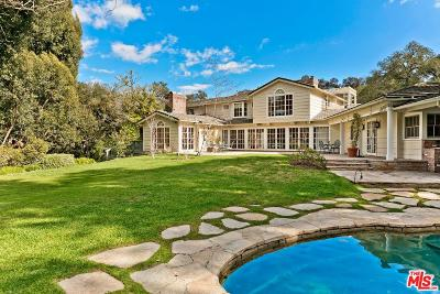 Studio City Single Family Home For Sale: 3301 Oakdell Road