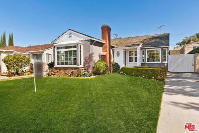 Single Family Home Active Under Contract: 2950 Veteran Avenue
