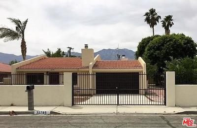 Cathedral City Single Family Home Active Under Contract: 32795 Cielo Vista Road