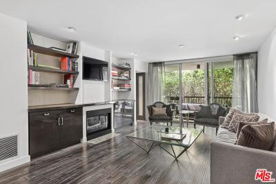 West Hollywood Condo/Townhouse Active Under Contract: 911 North Kings Road #211