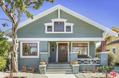 Mid Los Angeles (C16) Single Family Home Active Under Contract: 3026 6th Avenue