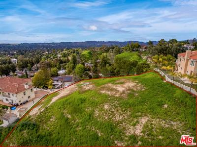Woodland Hills Residential Lots & Land For Sale: 22456 Sueno Road