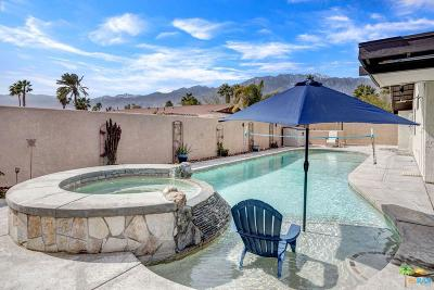 Palm Springs Single Family Home For Sale: 2300 North San Antonio Road