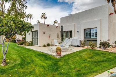 Palm Springs Condo/Townhouse For Sale: 6213 Paseo De La Palma