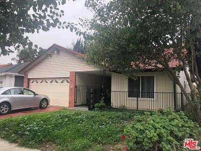 North Hollywood Single Family Home For Sale: 8219 Mary Ellen Avenue