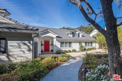 Beverly Hills Single Family Home For Sale: 1853 Noel Place