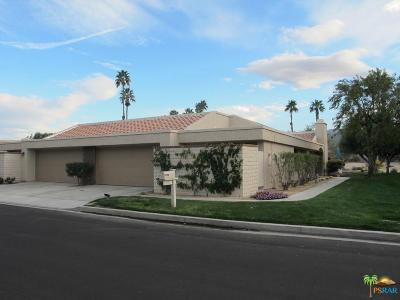 Cathedral City Condo/Townhouse For Sale: 35665 West Paseo Circulo