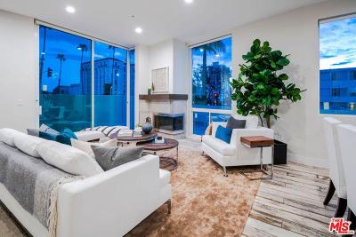 Santa Monica Condo/Townhouse Active Under Contract: 401 California Avenue #1