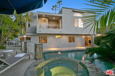 Studio City Single Family Home For Sale: 3231 Dona Raquel Place