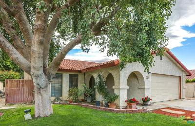 Cathedral City Single Family Home For Sale: 31630 Avenida Ximino