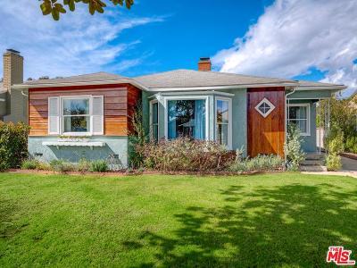 Single Family Home Active Under Contract: 7511 El Manor Avenue