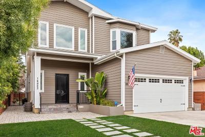 Single Family Home For Sale: 14823 Huston Street