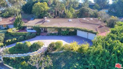 Los Angeles County Single Family Home For Sale: 28928 Crestridge Road