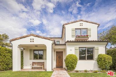 Los Angeles Single Family Home For Sale: 970 Amherst Avenue
