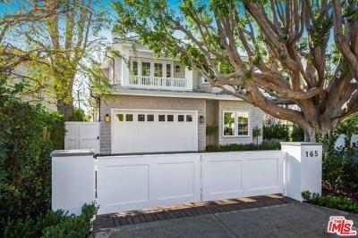 Single Family Home For Sale: 165 South Anita Avenue
