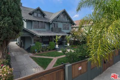 Los Angeles County Single Family Home For Sale: 1219 4th Avenue