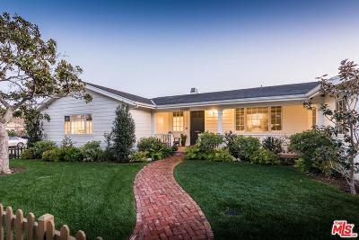 Los Angeles Single Family Home Active Under Contract: 13202 Jonesboro Place