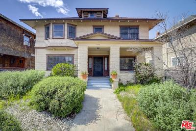 Mid Los Angeles (C16) Single Family Home For Sale: 1681 South Kingsley Drive