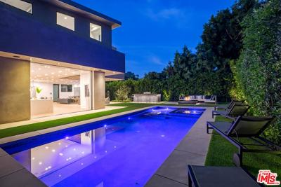 Beverly Hills Single Family Home For Sale: 1845 Coldwater Canyon Drive