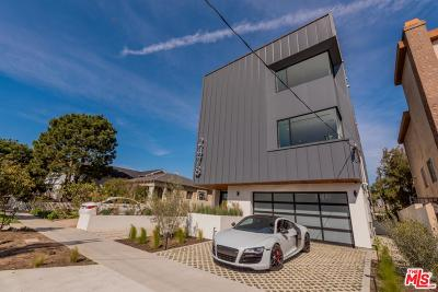 Single Family Home For Sale: 2478 Penmar Avenue