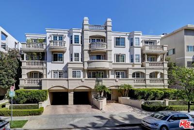 Los Angeles County Condo/Townhouse For Sale: 128 North Swall Drive #306