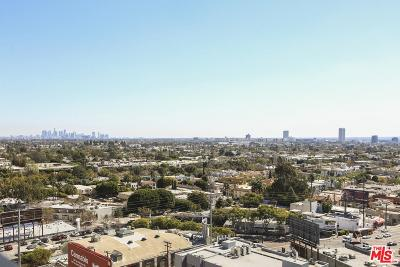 Los Angeles County Condo/Townhouse For Sale: 1100 Alta Loma Road #1205