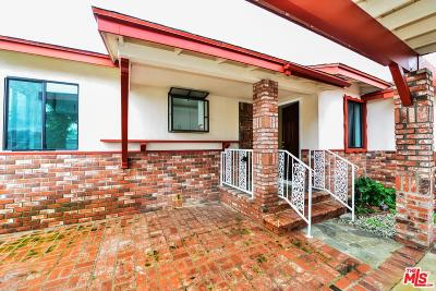 Compton Single Family Home For Sale: 810 East 145th Street