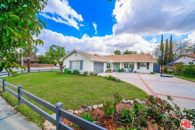 Lakeview Terrace Single Family Home Active Under Contract: 10500 Woldrich Street