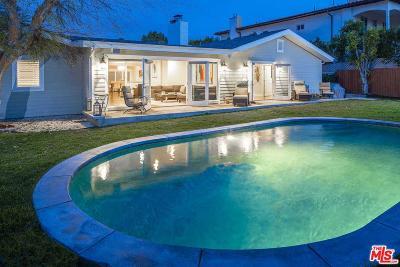 Encino Single Family Home For Sale: 5173 Gaviota Avenue
