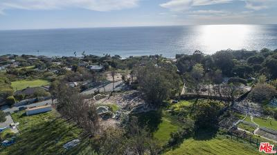 Malibu Residential Lots & Land For Sale: 29271 Greenwater Road